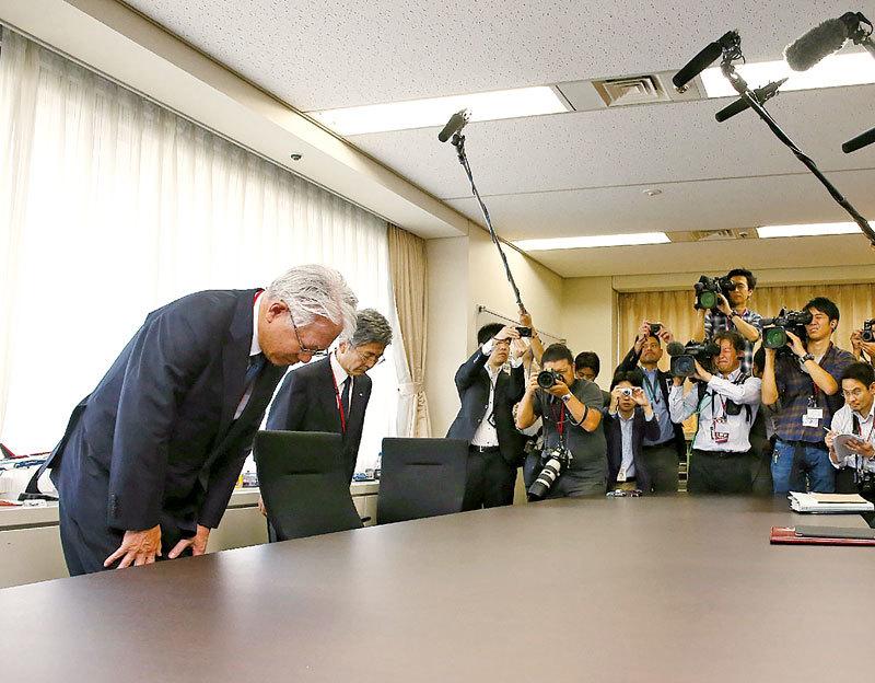 神鋼造假 日本製造業醜聞