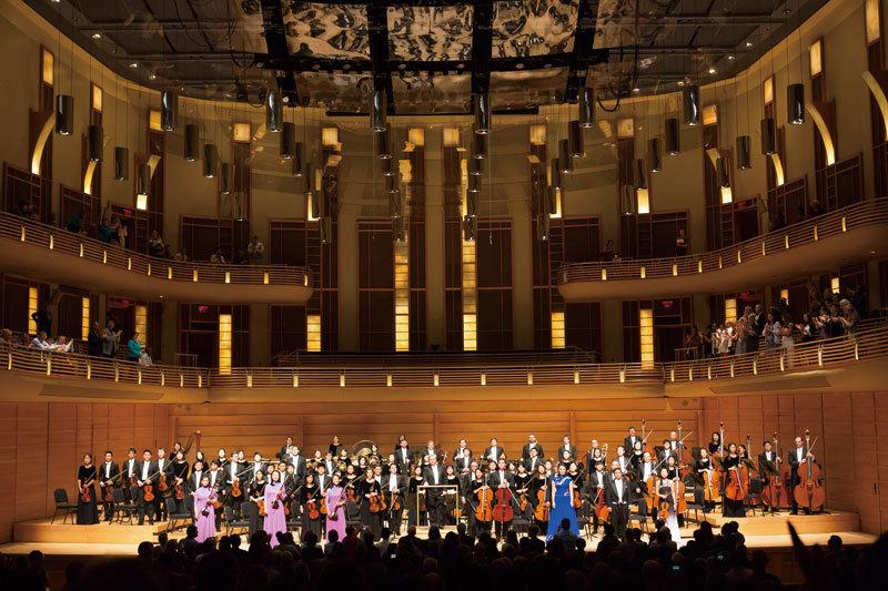 2017神韻交響樂巡演圓滿落幕  震撼美國觀眾