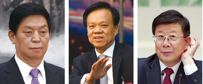 習胡聯盟 三高官晉升國級 神祕預言正在應驗?