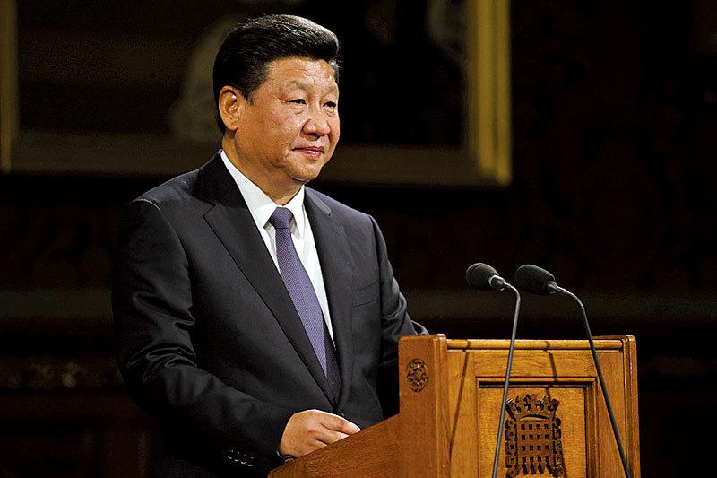 CNN排出中國最有權力的五人