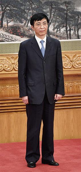 王滬寧入常搞改革 不要心存幻想