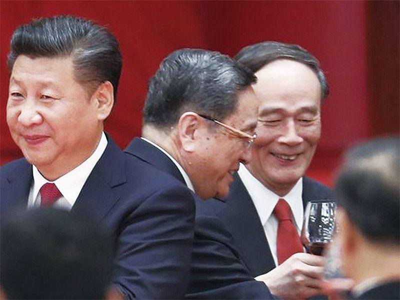 王岐山真退休 還是當國家副主席