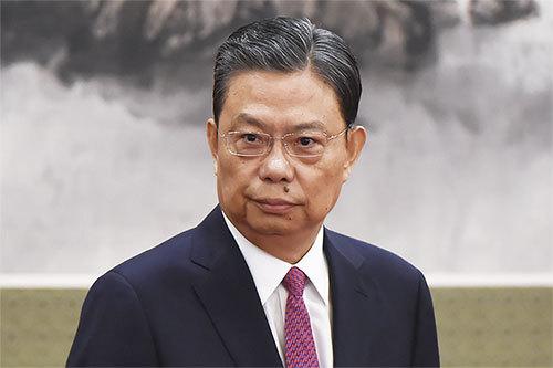 趙樂際再提亡黨言論 與上海官場停擺