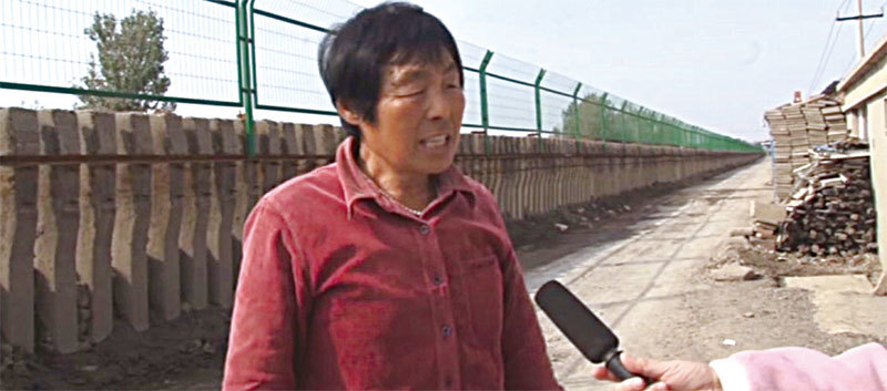 義務修路八年 遼寧七旬老漢被非法關押