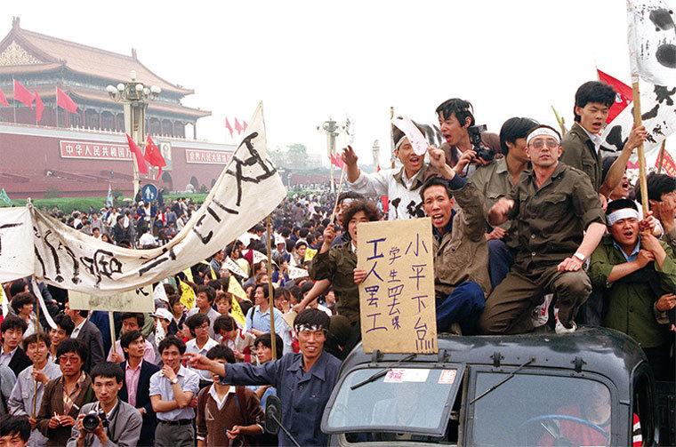 被鄧小平掩蓋的「反右運動總指揮」