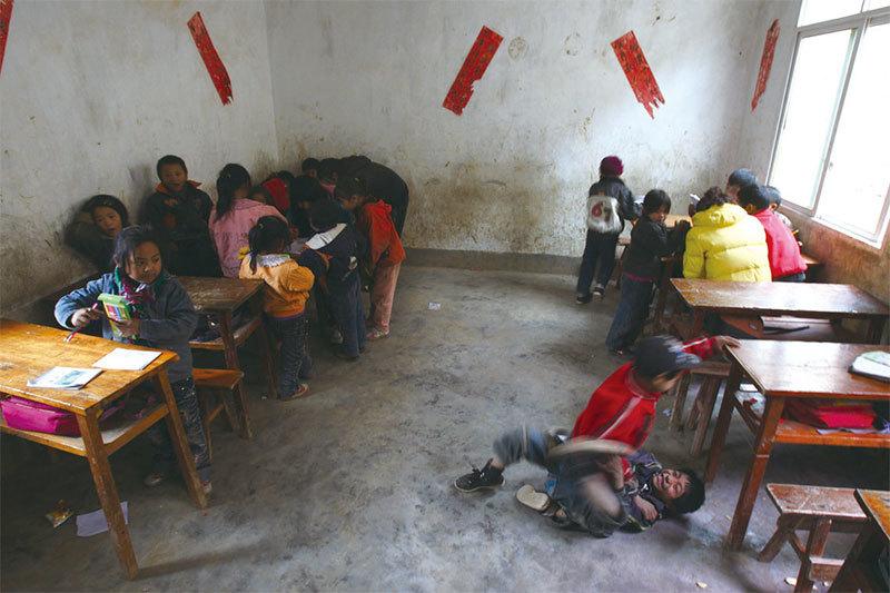 美媒:教育是中國經濟頭號風險