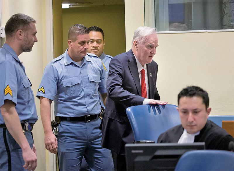 種族滅絕罪 波黑塞族領導人被判終生監禁