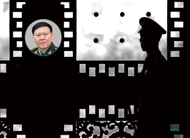 張陽政變自殺內幕