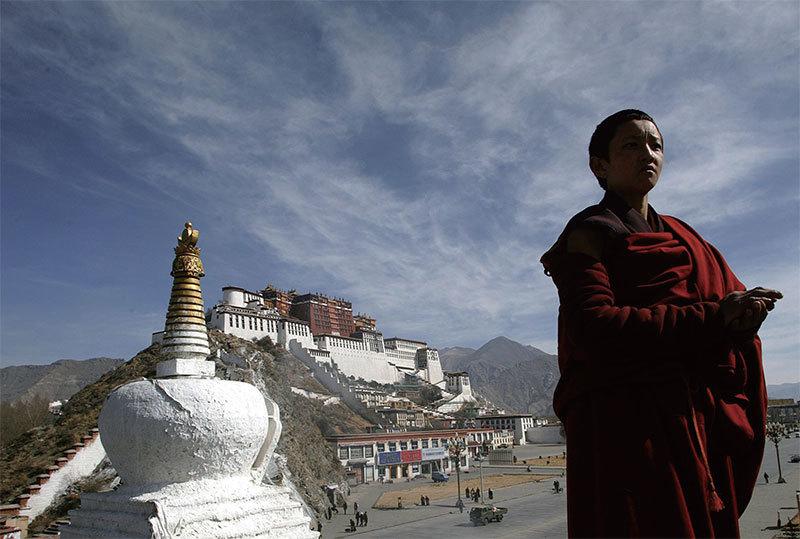 在歐盟面對「藏獨」