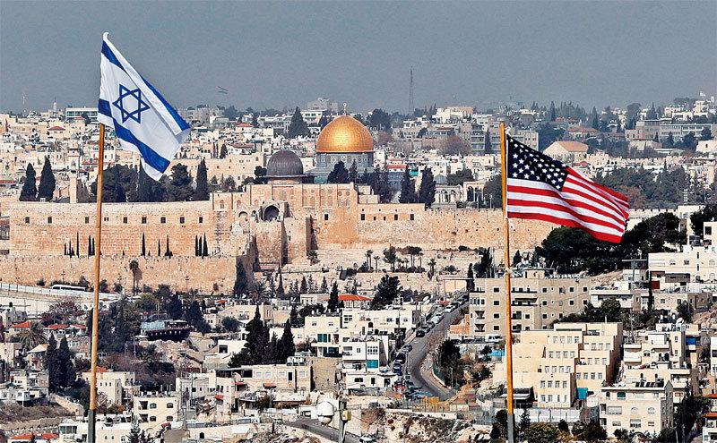 川普兌現美國22年前承諾耶路撒冷歸以色列