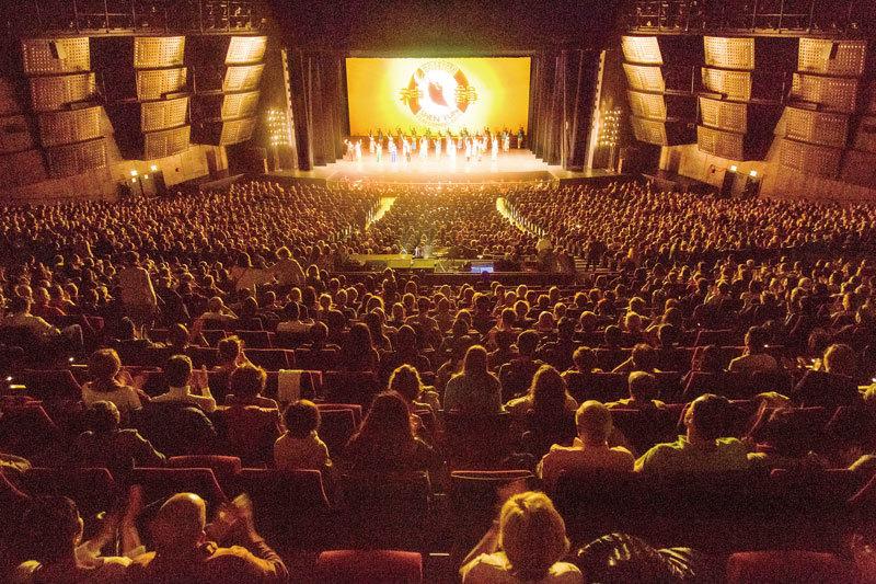神韻2018巡演規模空前 涵蓋五大洲130多城