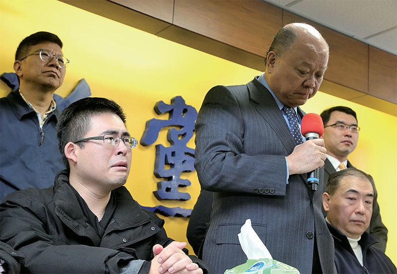 王炳忠等涉共諜案 中共3年金援5000萬臺幣