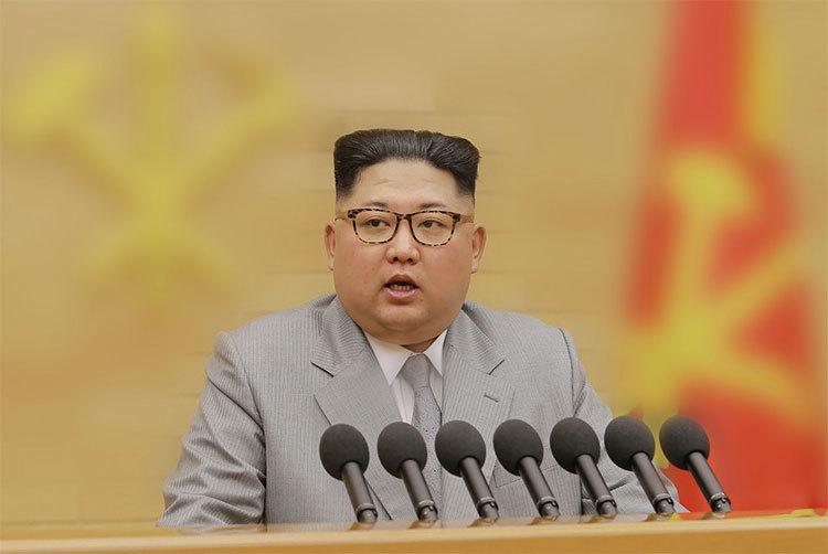 金正恩新年賀詞「特別」 中共機密文件曝光