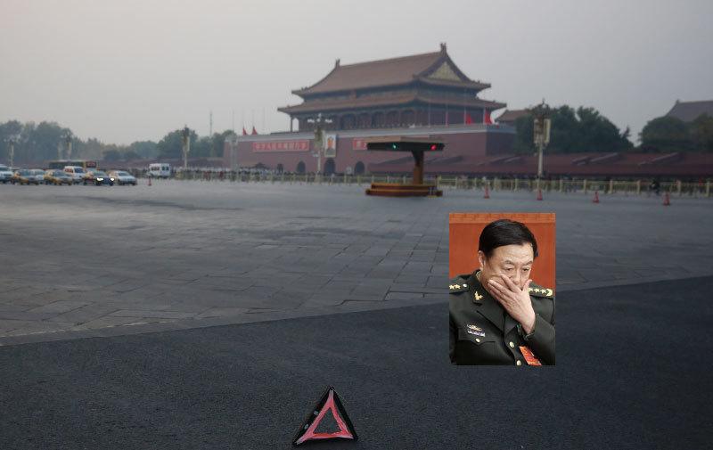 范長龍被查祕聞也牽扯政變