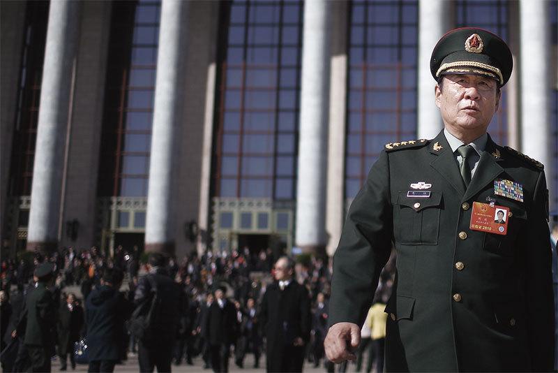 范長龍「捅刀」劉源 習破格提拔張升民