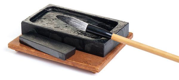 中國傳統墨汁有抗癌功效