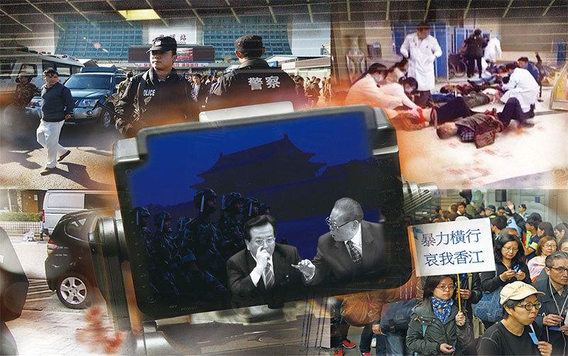 朱鎔基稱黑社會直通中南海 習掃黑鎖定曾慶紅