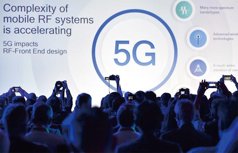 中美網戰升級 美擬建5G網「不許壞蛋進入」
