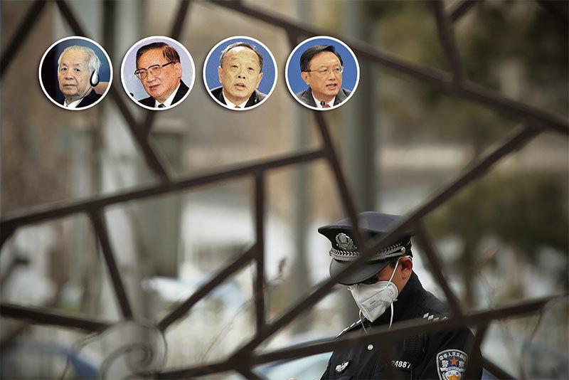 傳北京下令 對中共外交部進行徹底改組