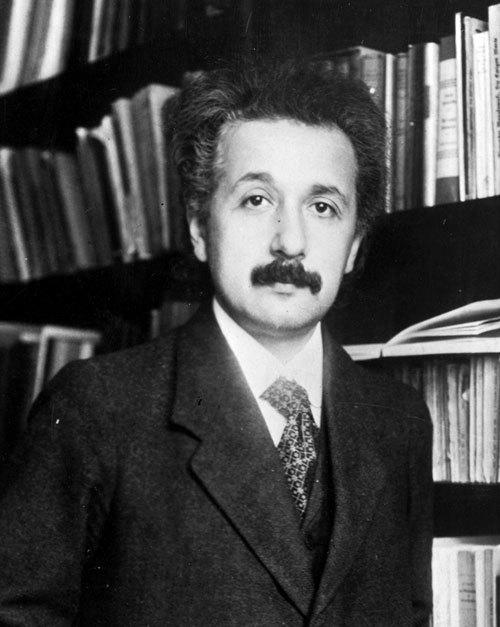 >直覺激發發明 愛因斯坦:賦予人的神聖禮物