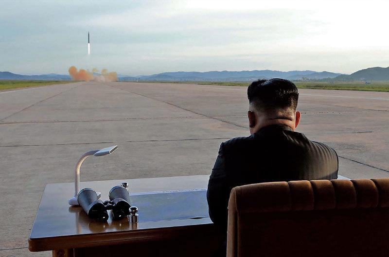 金正恩10月或花光祕密金庫 北韓靠駭客偷錢殘喘