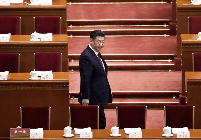 習廢除鄧小平三大制度 習修憲與總統制
