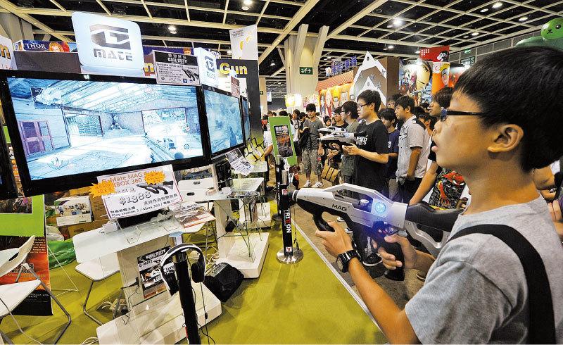 川普會電玩製造商 談暴力內容影響兒童