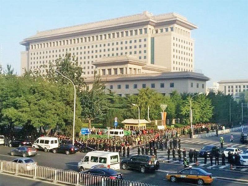 中南海機構改革 折射多重危機與政變隱患