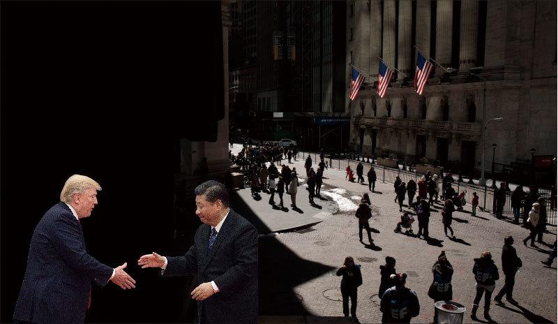 美中貿易戰風險升級 川普反擊中共掠奪美國經濟