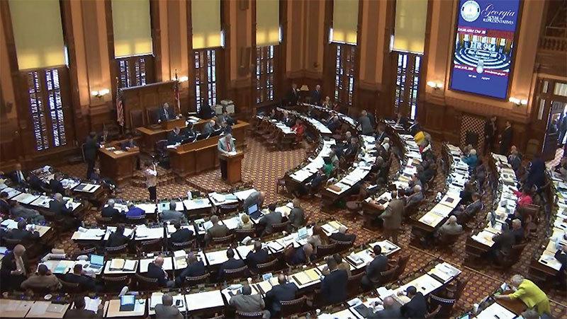 喬治亞州眾議院通過決議案 譴責中共強摘器官