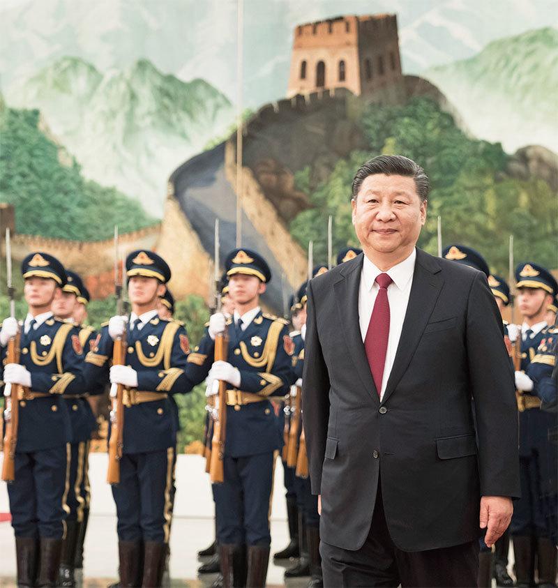 黨政軍群全方位機構改革 習為總統制鋪路