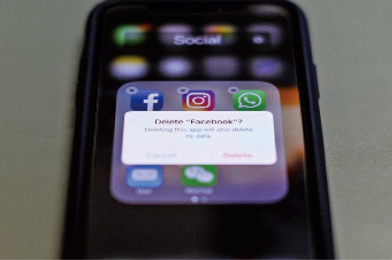 臉書洩密風暴 引發外界聚焦微信安全