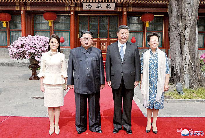金正恩祕訪北京會習近平 白宮:中方已告知