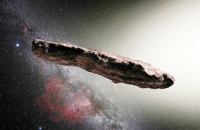>神祕星體「遠方信使」 來源至今是謎