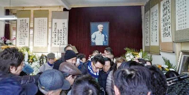 趙紫陽有望下葬北京民間公墓
