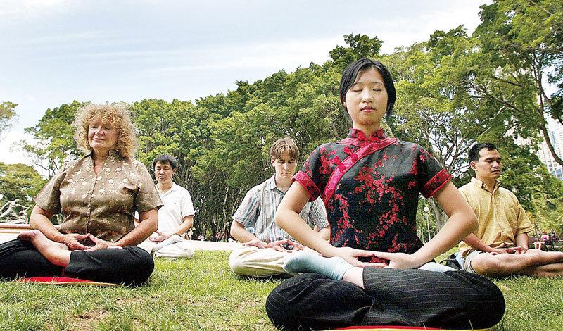 >打坐提高注意力 效果顯著且持續