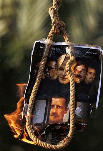 阿薩德政權的罪惡歷史 習近平表了態