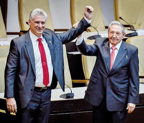 古巴統治者換馬 改革前途未卜