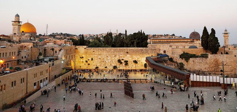聖城期待神再臨 耶路撒冷四千年的故事(一)