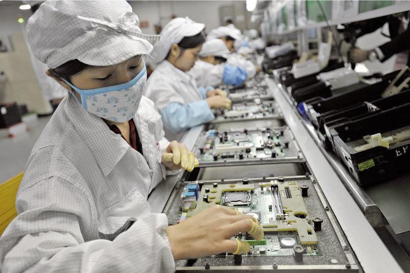 美中貿易戰 中國科技業得不償失