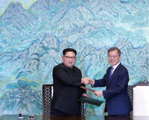 文金簽和平宣言 專家憂制裁放鬆