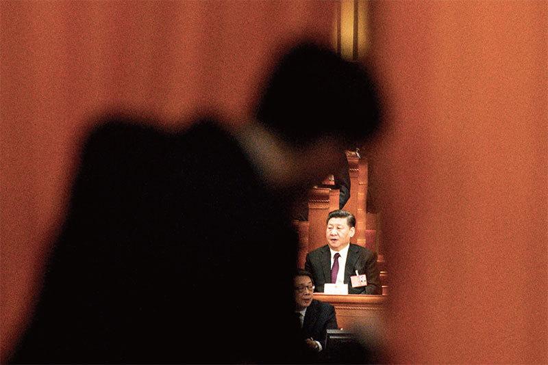 政治局會議 洩中共政權四大危機
