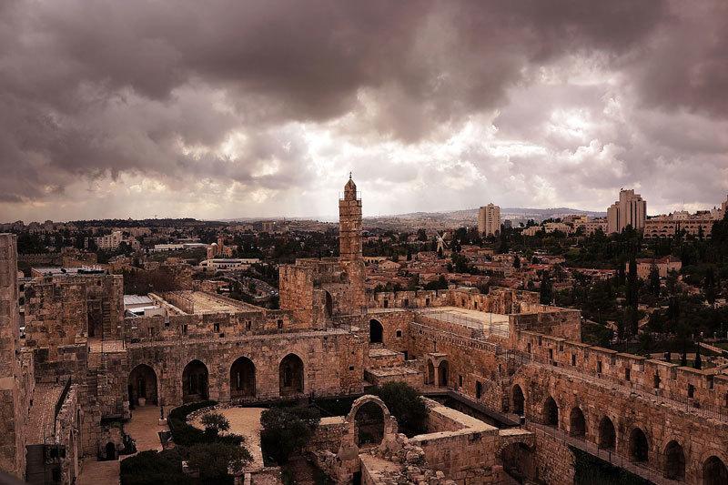 >聖城期待神再臨耶路撒冷四千年的故事(三) 毀滅與重建