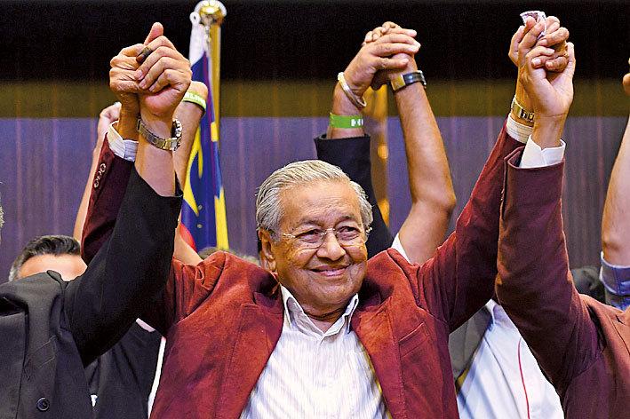 馬來西亞變天 曹長青:對中共的衝擊最大
