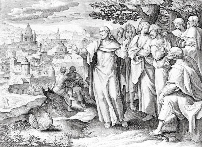 >聖城期待神再臨——耶路撒冷四千年的故事(四) 耶穌的耶路撒冷