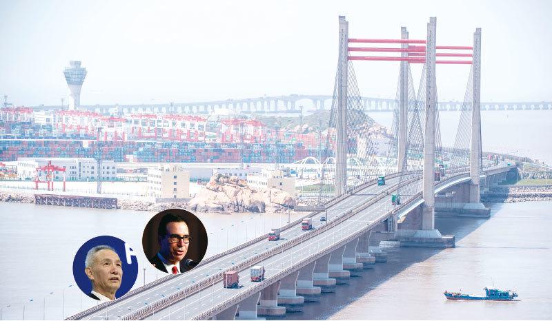 中美貿易 雙贏PK緩兵 劉鶴答應年減逆差2000億內幕