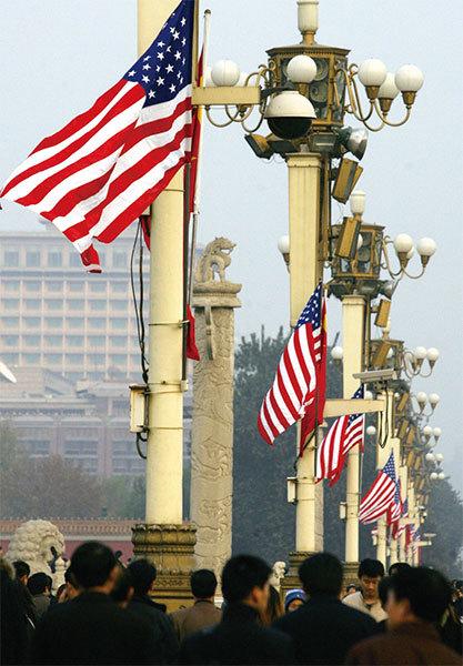 中美衝突全面展開 美國兩天八大行動圍剿中共