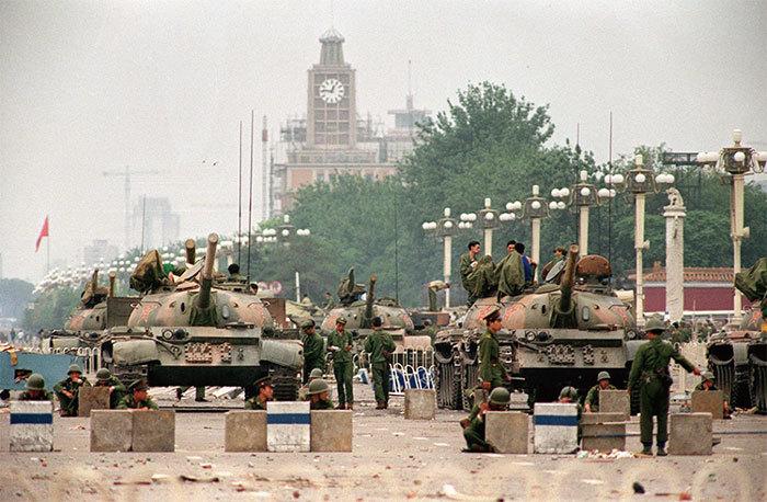 歐美五國監察「六四」報告:中共軍隊有重大缺陷