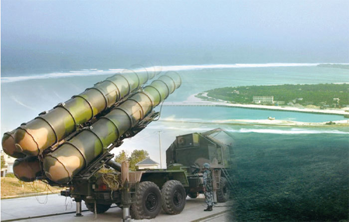 遭美國再三警告後 中共拆除南海導彈