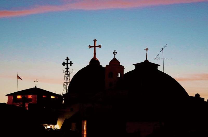 >聖城期待神再臨——耶路撒冷四千年的故事(六) 千年世仇的開端:十字軍東征